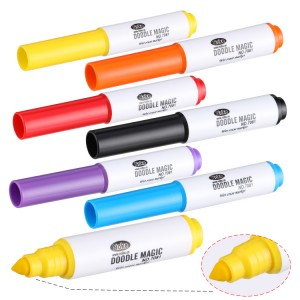Permanent Fabric Marker 7081